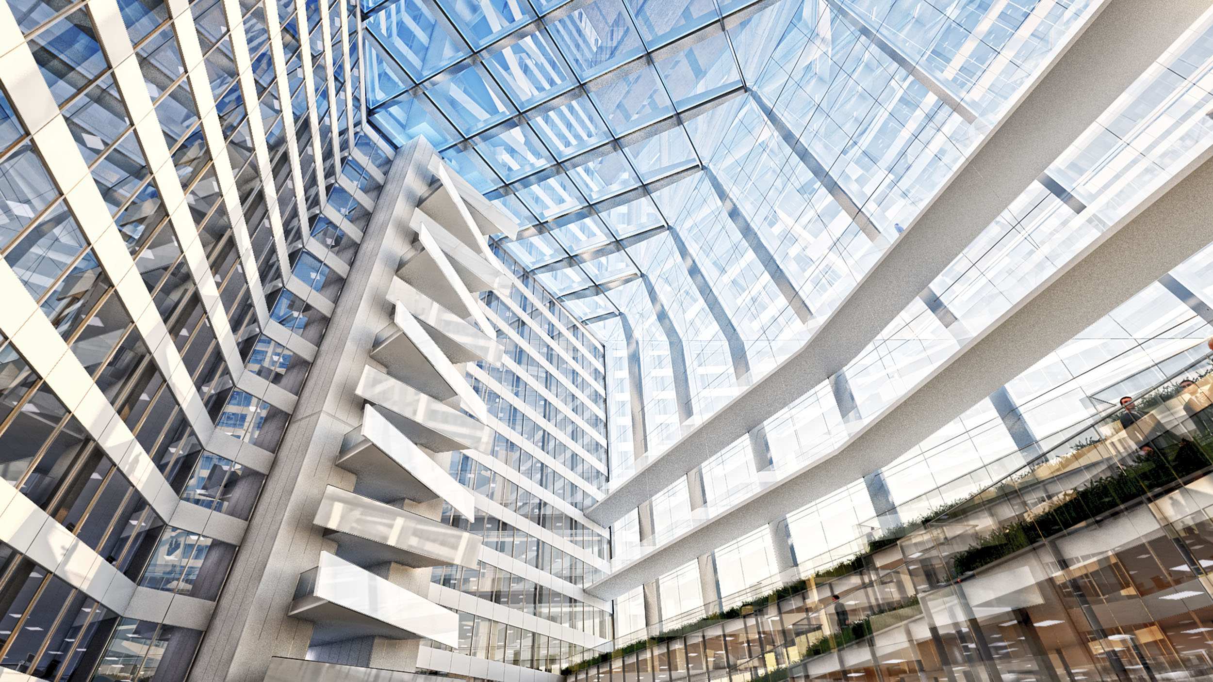 A Look Inside The Smartest Building In The World Enlighted